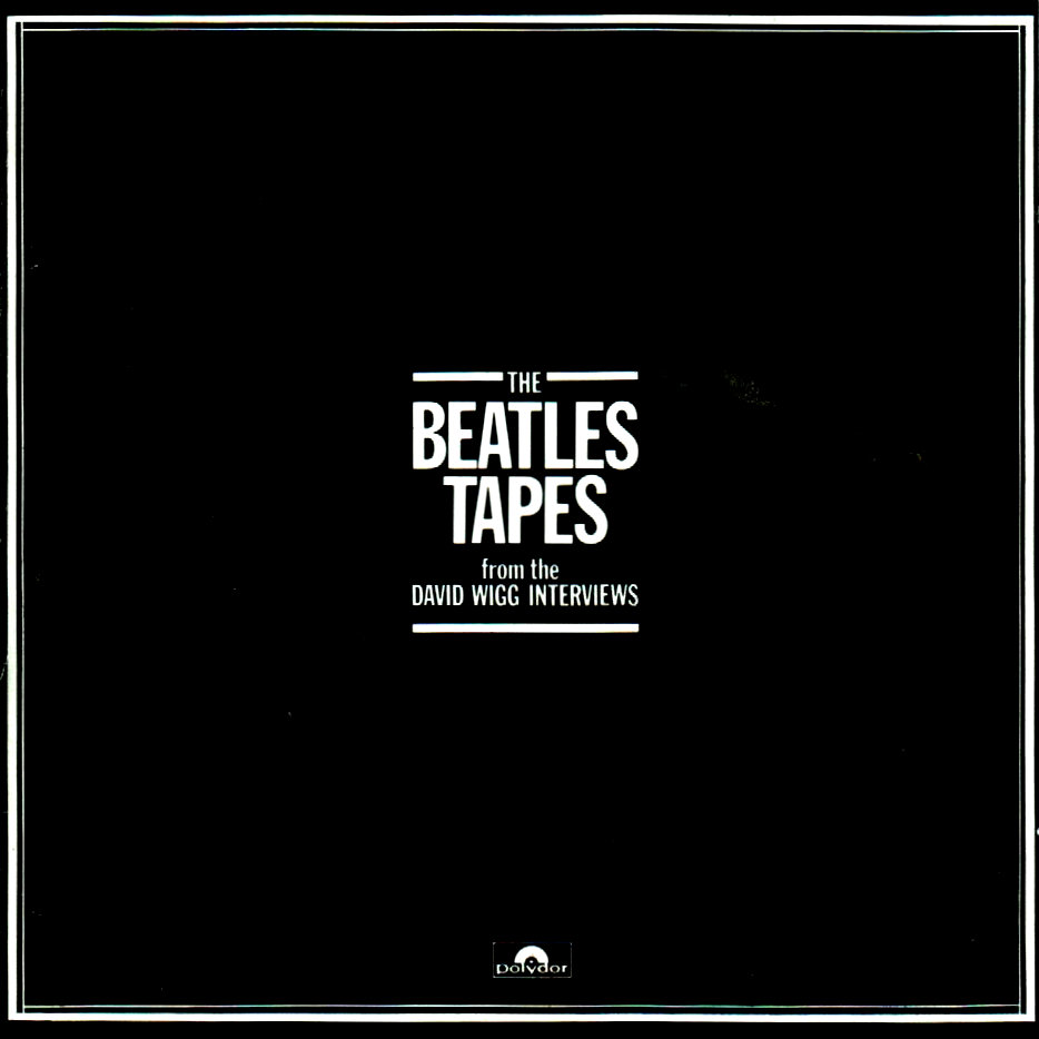 Beatles Tapes - interviews