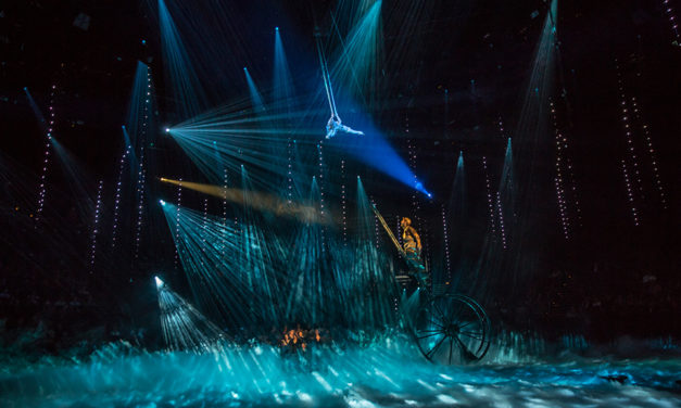 Cirque Du Soleil – Lucy In The Sky With Diamonds (Love)